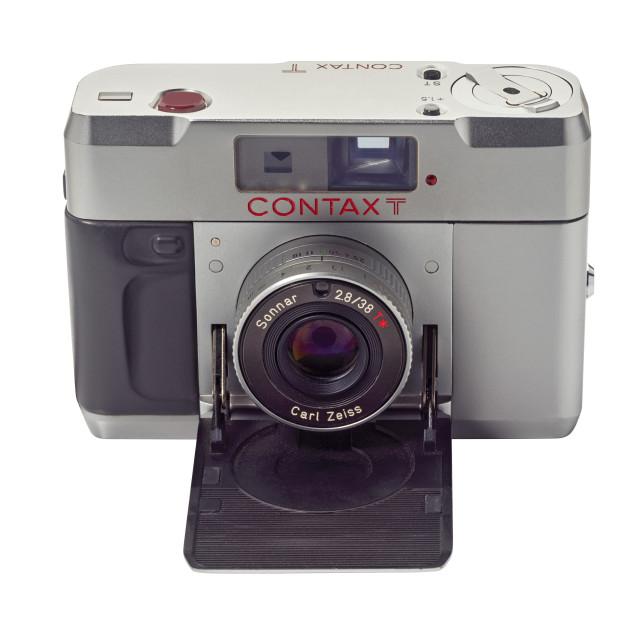 """Contax T camera"" stock image"