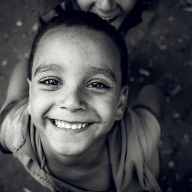 """Smile"" stock image"
