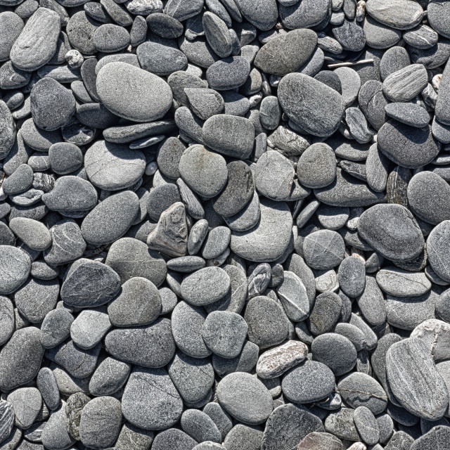 """River rock background"" stock image"