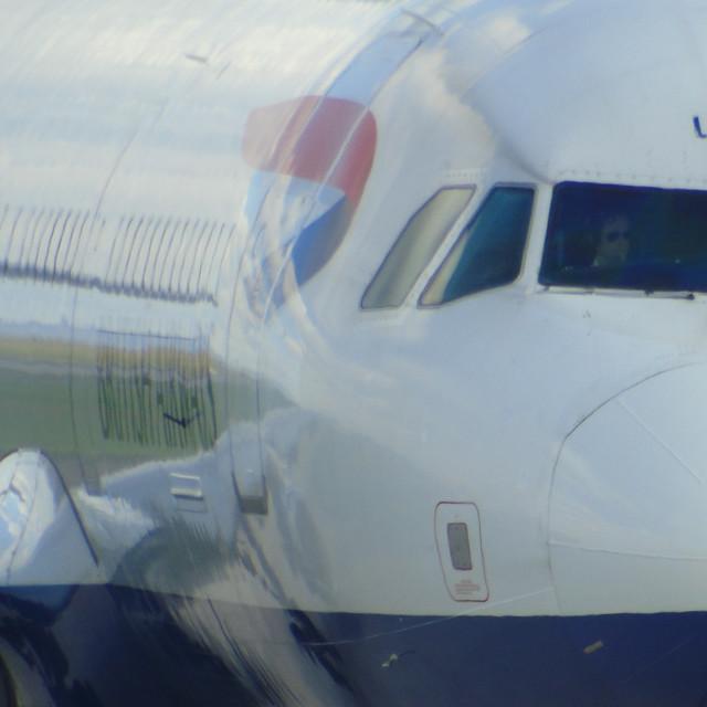"""""""British Airways"""" stock image"""