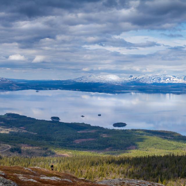 """Norwegian Border"" stock image"