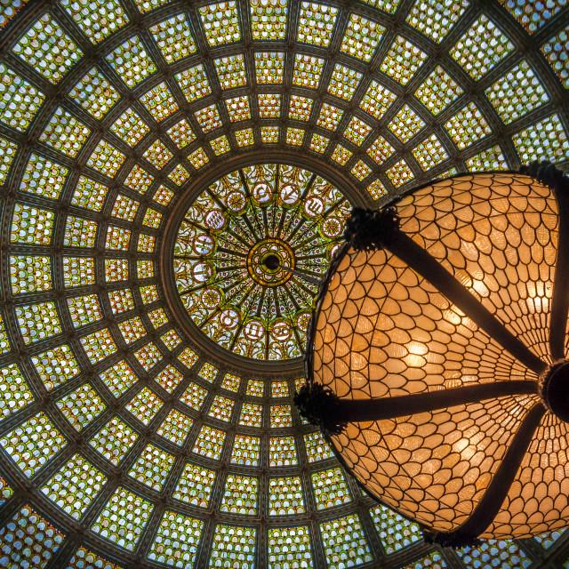 """Translucent Dome"" stock image"