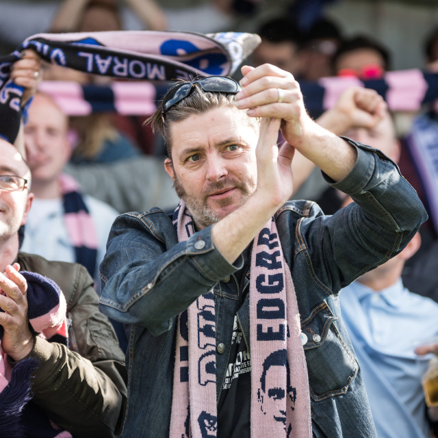 """DHFC for Ever"" stock image"