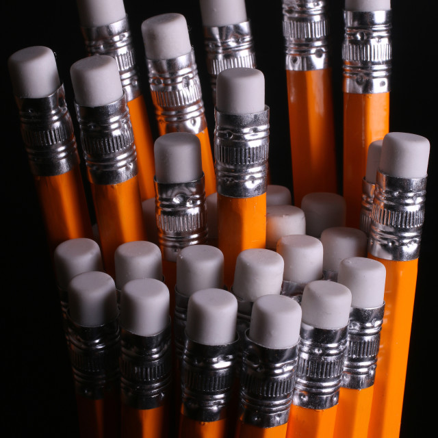 """Pencils"" stock image"