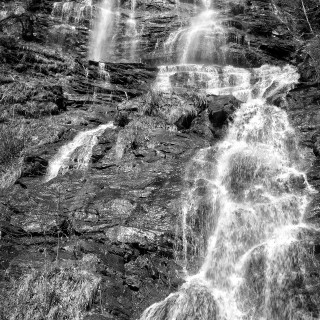 """Amicalola Falls 5"" stock image"