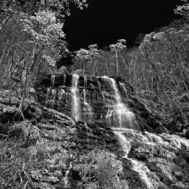 """Amicalola Falls 2"" stock image"
