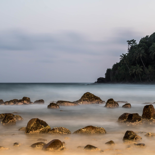 """Mirissa Beach"" stock image"