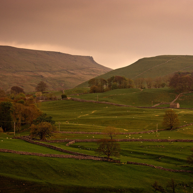 """the Dales"" stock image"