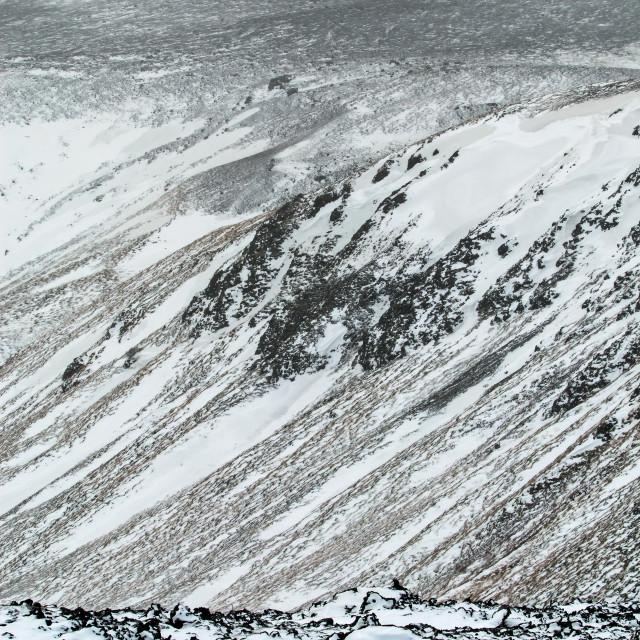 """""""Grindavik Landscape"""" stock image"""