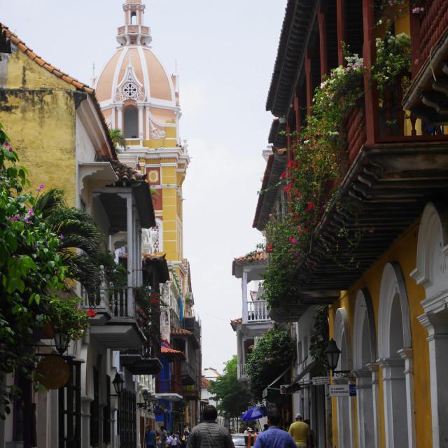 """Cartagena"" stock image"