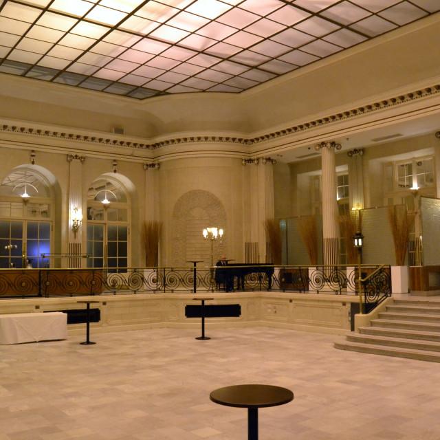 """Luxury Hotel, London"" stock image"