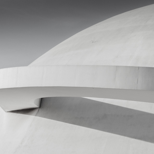 """National Museum of Republic, Brasilia"" stock image"
