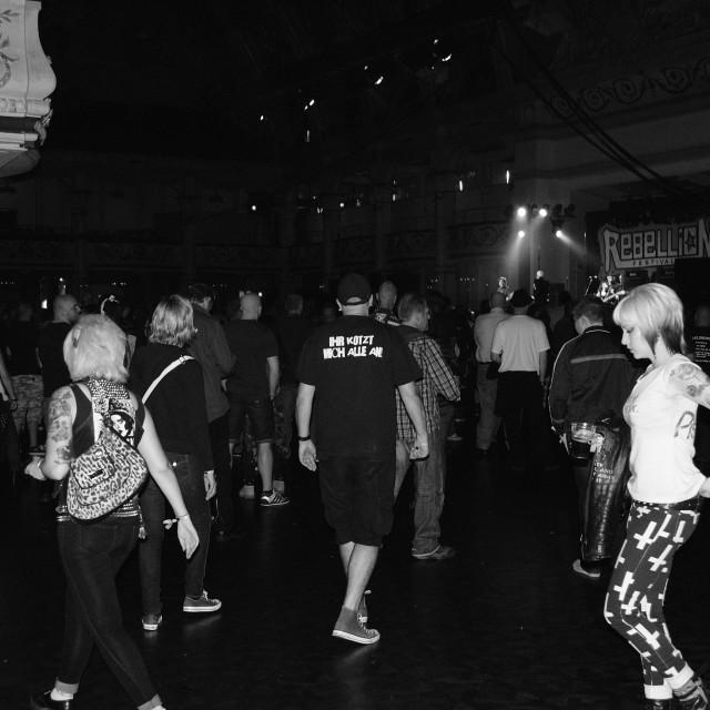 """Dance The Night Away"" stock image"