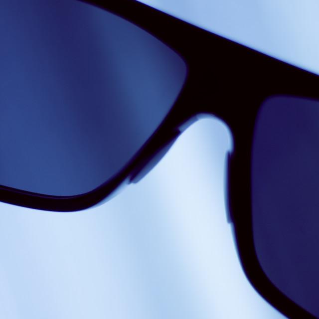 """Mens fashion sunglasses"" stock image"