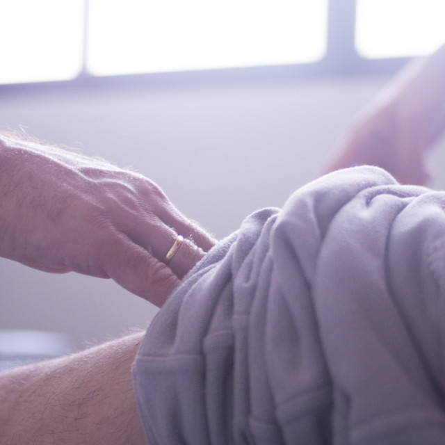 """""""Physical therapy physiotherapy"""" stock image"""