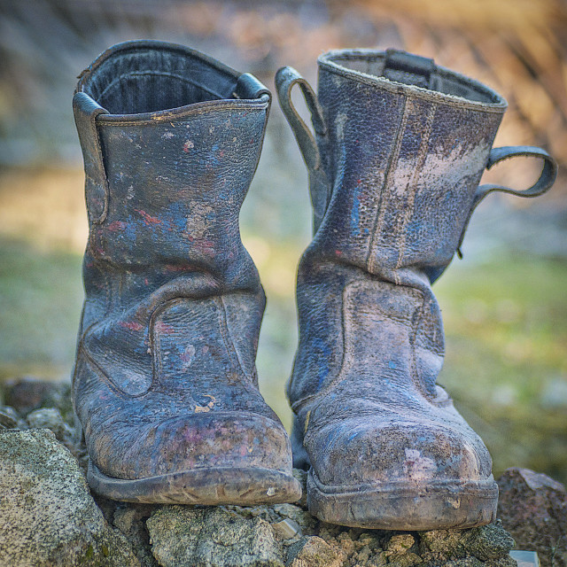 """Boot"" stock image"