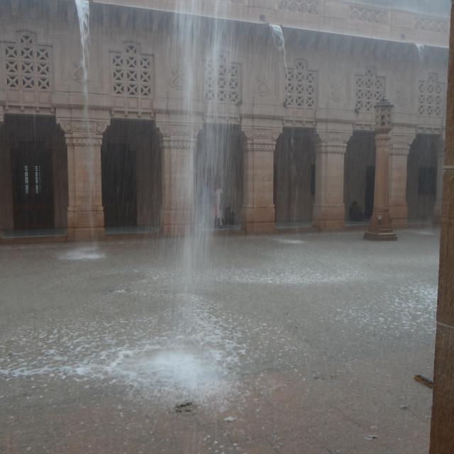 """Monsoon"" stock image"