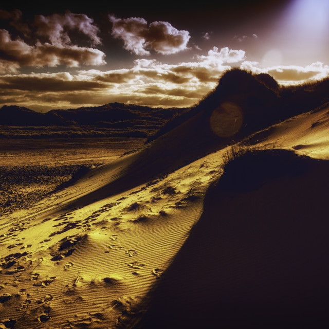 """""""Dune"""" stock image"""