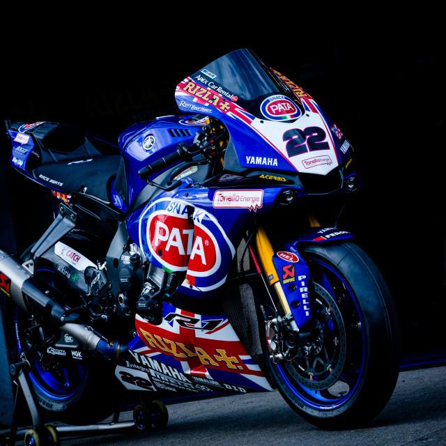 """""""Yamaha WSB"""" stock image"""