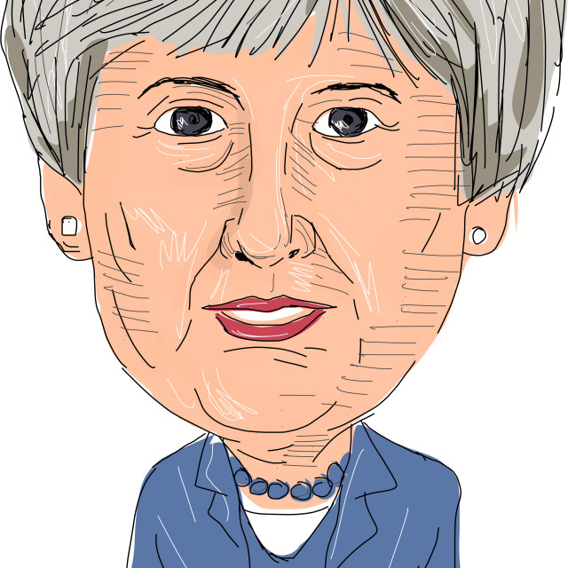 """Theresa May Prime Minister United Kingdom"" stock image"