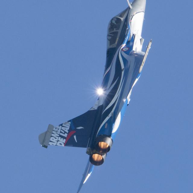 """Dassault Rafale"" stock image"