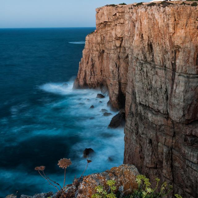 """Menorca Landscape"" stock image"