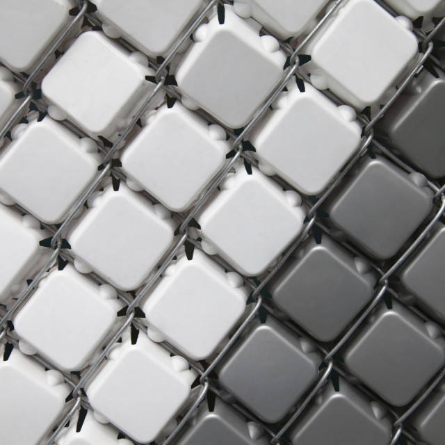 """""""Black and white abstract"""" stock image"""