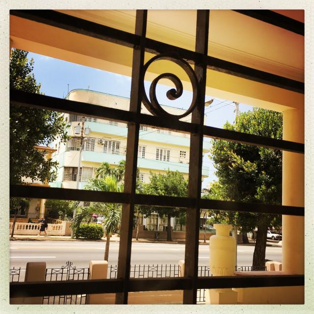 """""""Window beauty"""" stock image"""