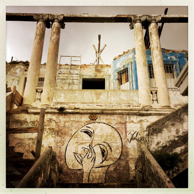 """Havana Old Architecture"" stock image"