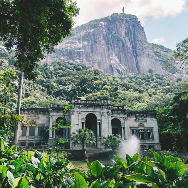 """""""Views of Rio"""" stock image"""
