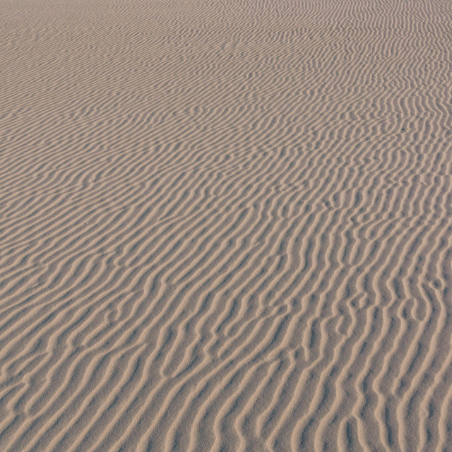 """Desert Waves"" stock image"
