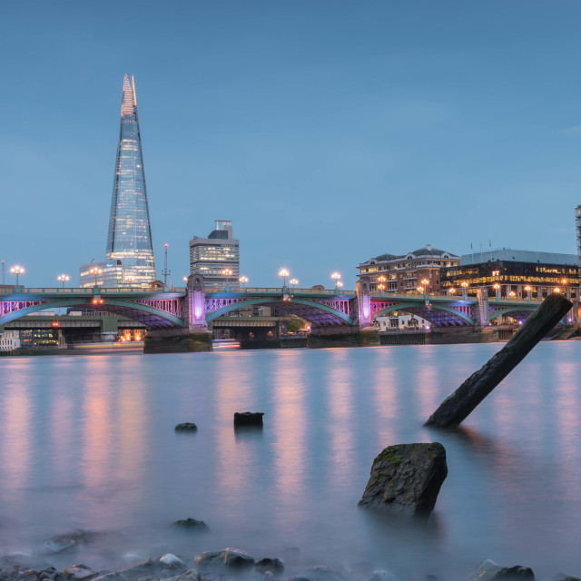 """Shard bank"" stock image"
