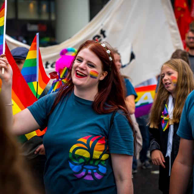 """Pride Festivals"" stock image"