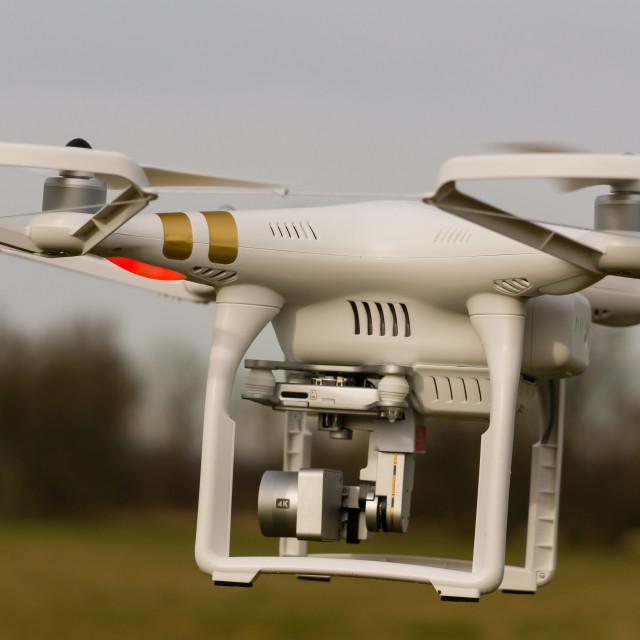 """Drone"" stock image"