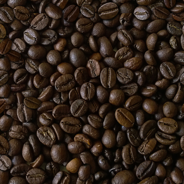 """Hd seamless texture, roasted coffee"" stock image"