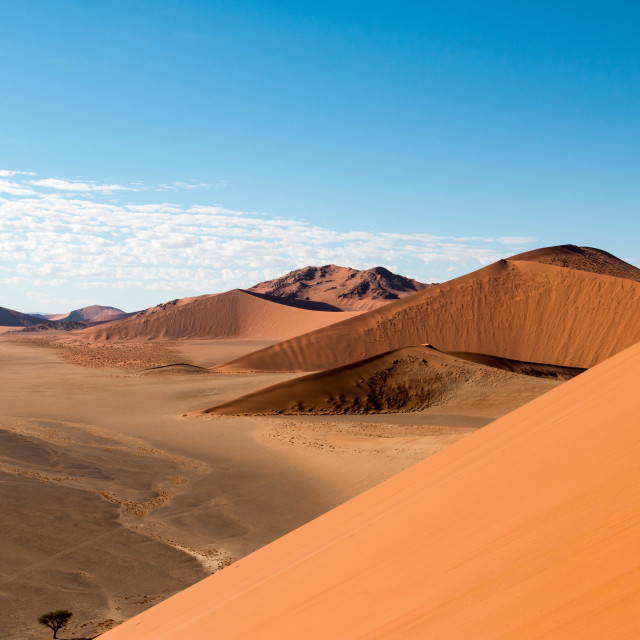 """Sossusvlei, Namibia"" stock image"