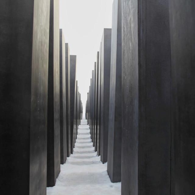 """Holocaust memorial"" stock image"