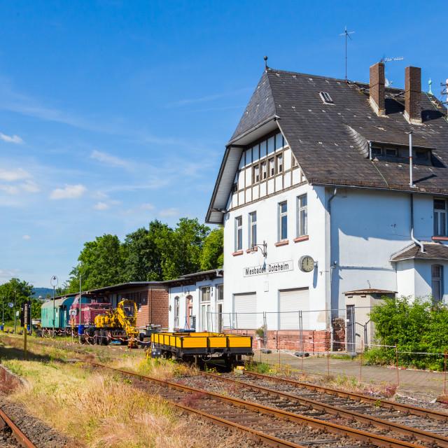 """Wiesbaden-Dotzheim"" stock image"