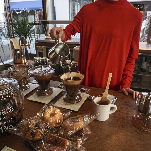 """coffee shop in Osaka"" stock image"