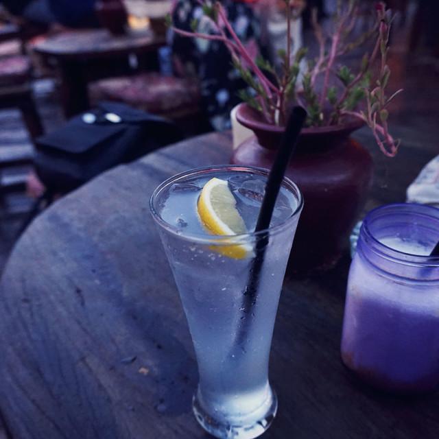 """drinks bali"" stock image"