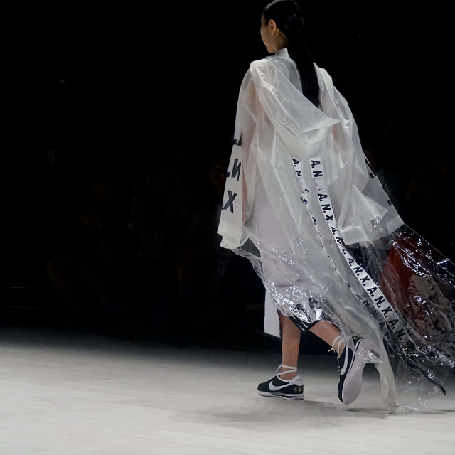 """fashion runway"" stock image"