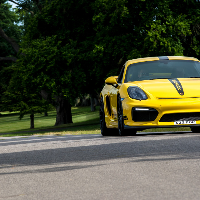 """""""Porsche"""" stock image"""