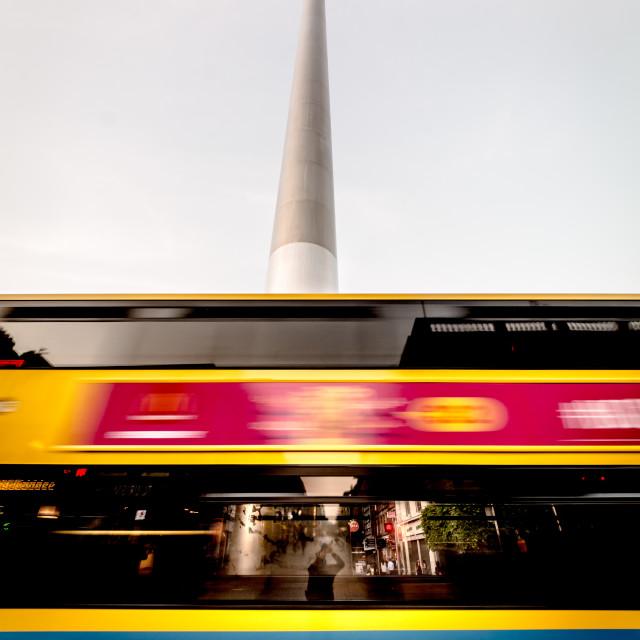 """""""Dublin Spire"""" stock image"""