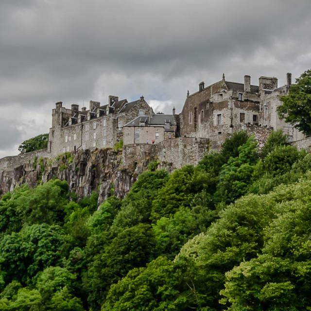 """""""Stirling Castle"""" stock image"""