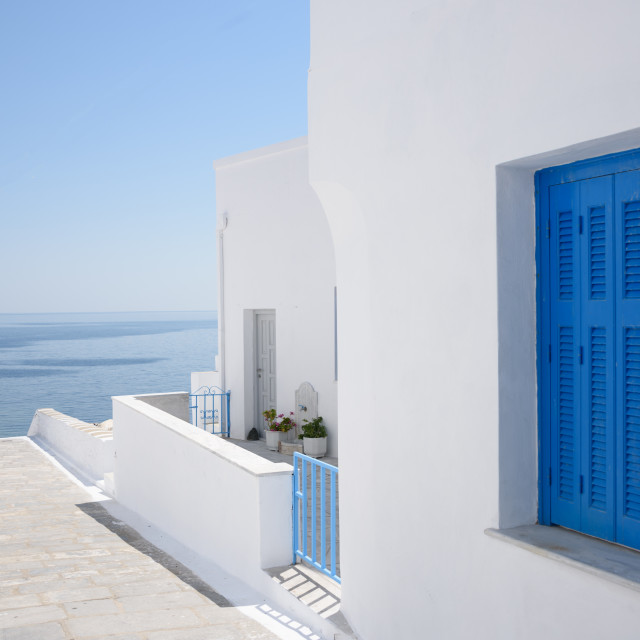 """Greek Islands"" stock image"