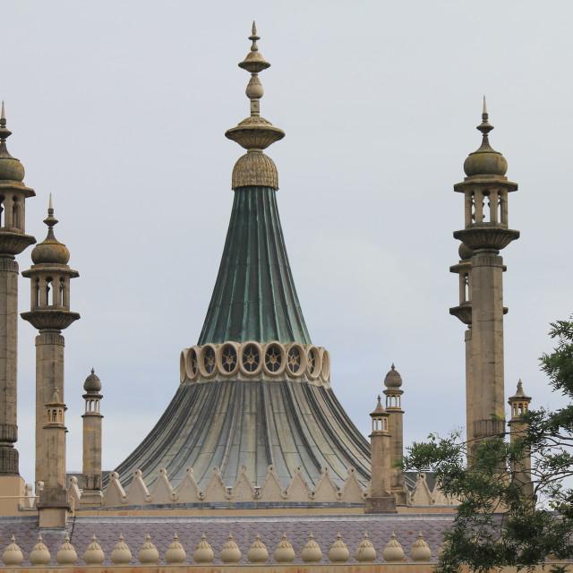 """Brighton Royal Pavilion"" stock image"