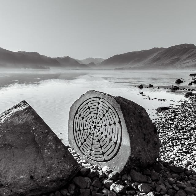 """""""Millenium Stones"""" stock image"""