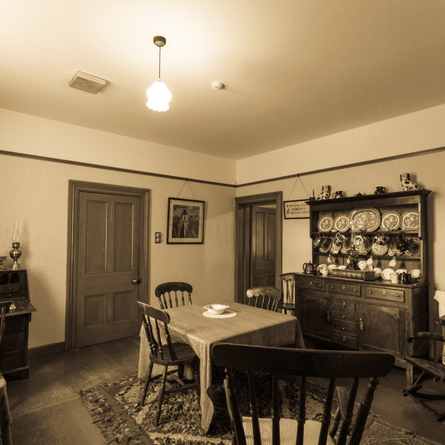 """""""Dining room"""" stock image"""