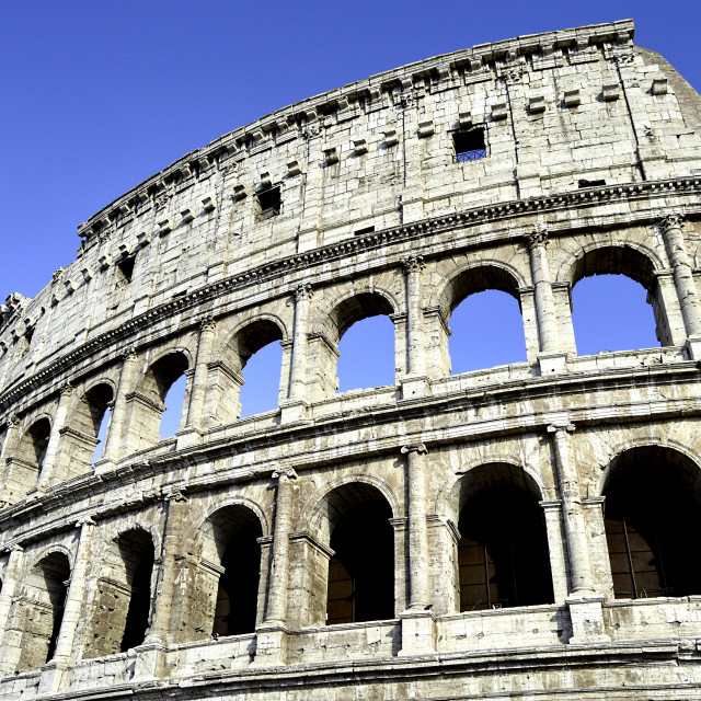 """Colosseum, Rome (Italy)"" stock image"