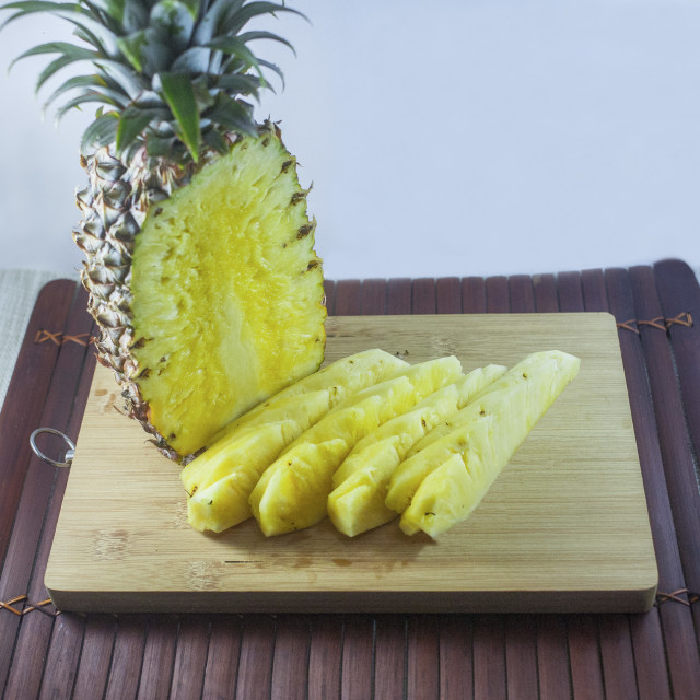 """The Pineapple"" stock image"